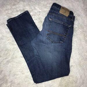 🌊Hollister 32x32 Slim Straight Jeans